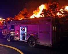 Three Alarm Fire Destroys Apartment Building - http://emergencyphoto.zenfolio.com