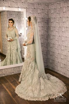 Looking for Bridal Lehenga for your wedding ? Dulhaniyaa curated the list of Best Bridal Wear Store with variety of Bridal Lehenga with their prices Asian Wedding Dress, Pakistani Wedding Outfits, Pakistani Bridal Dresses, Pakistani Wedding Dresses, Bridal Outfits, Wedding Attire, Bridal Gowns, Formal Wedding, Wedding Bride