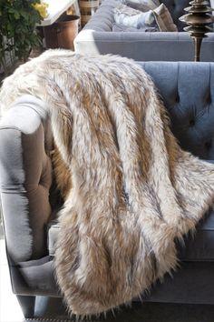 Lynx :: Throws/Afghans - Woven Workz