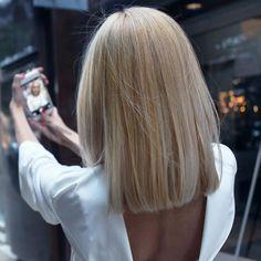 butter blonde balayage hair painting sandy blonde