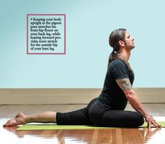 Three Key Yoga Moves For Runners - Competitor.com