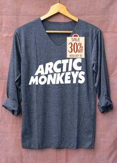 Arctic Monkeys Shirts Long Sleeve Unisex Adults by topsfreeday