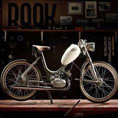 Moped Stassonette 1969