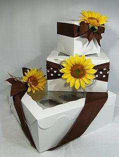 The Essential Packaging Store Blog: Cupcake Packaging - Autumn Elegance!