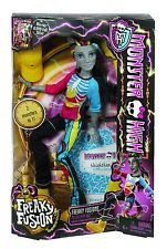 Original Monster High Freaky Fusion Neighthan Rot Unicorn Zombie Boy Doll Hight
