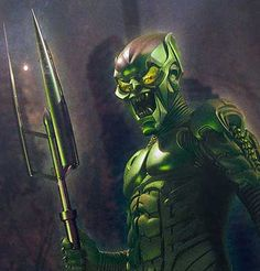 The Green Goblin, Spiderman's nemesis
