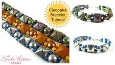 Cleopatra Bracelet Tutorial
