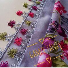 @renkli_oyalar  #igneoyasi #iğneoyası #igneoyası #igneoyasisevenler #igneoyalari #igneoyalarim #dantel #mekik #örgü #oya #pike #patik… Crochet Unique, Moda Emo, Knit Shoes, Needle Lace, Sweater Design, Knitted Shawls, Crochet Accessories, Baby Knitting Patterns, Knitting Socks