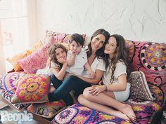 Soleil Moon Frye daughters style