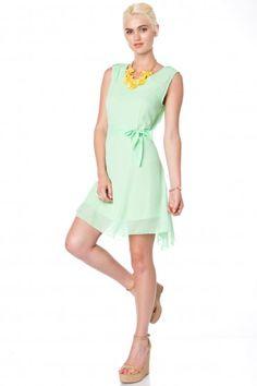 Miriam chiffon dress