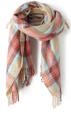 "It must be starting to get cooler soon when I""m already thinking about accessorizing my scarves lol"