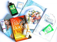 Getting ready for summer: skin and body