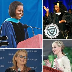 Best Commencement Speeches by Famous Women