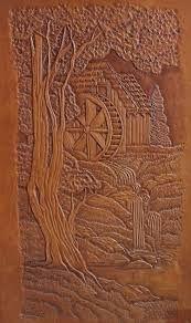 Resultado de imagem para best carving in leather