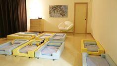LudoVico kindergarten - I would love a nap room.
