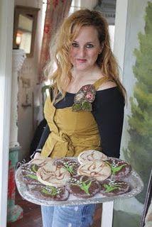 Blooming Rose Musings: Where Women Cook & Create-Jennifer Lanne