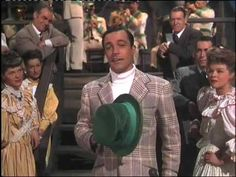 Gene Kelly-The Hat My Dear Old Father Wore    This ALWAYS puts me in the mood for St. Patrick's Day!!