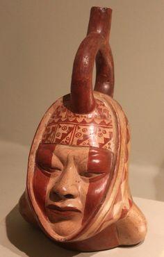 Moche pottery