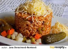 Love Food, Baked Potato, Risotto, Grains, Paleo, Potatoes, Beef, Baking, Ethnic Recipes