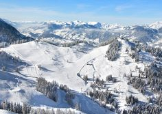 Skigebiet St. Johann : Skifahren Alpendorf in Salzburg