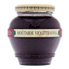 Moutarde à la Violette 200 grammes - 200G