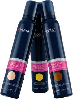 Time for a Colour Mousse Boost? Pin courtesy of Indola. glamaCo are proud stockists of Indola. #glamaco
