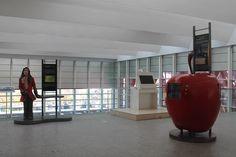 La segunda parte de la exposición está dedicada a Newton.