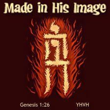 So God created man in his own image, in the image of God created he him; male and female created he them. Genesis 1:27