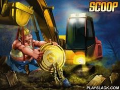 Scoop: Excavator  Android Game - playslack.com , a simulator of action of an excavator in which you will move out a duty of a motorist. Perform work and get your salary.