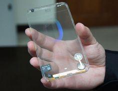 Polytron Transparent Smartphone Prototype : 1st Hands On (Video)