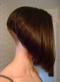 Long A-Line | Bob Haircuts | Pinterest