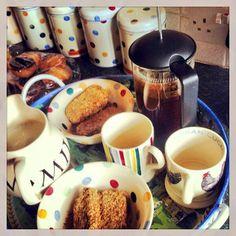 An Emma Bridgewater breakfast....