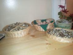 Our fresh hen eggs and quail eggs... YUMMY!