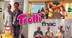 Cultura y deporte, ejes de la estrategia en RSC de Trolli Ibérica: El fabricante de confitería Trolli Ibérica ha intensificado en los últimos meses su participación y presencia en múltiples actos culturales y deportivos, tanto a nivel nacional como internacional