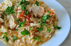 """""""Γιουβέτσι"""" με τόνο (ή άλλο ψαρικό κονσέρβας) - cretangastronomy.gr Ethnic Recipes, Food, Essen, Meals, Yemek, Eten"""