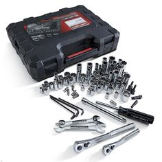Seller: Products Universal, Category: Tools & Hardware, Price: $59.99, Title: New Craftsman 108 Pc Piece SAE Metric Mechanics Tool Set Tools Sockets Wrenches