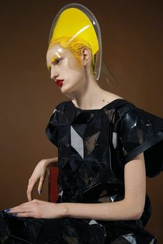 """Pressure Space"" Junya Watanabe fashion by Nicolas Coulomb for Dazed Digital"