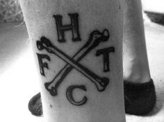 Frank Turner tattoo
