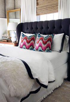 Comment embellir une tête de lit