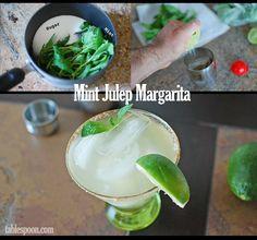 Mint Julep Margarita. So take the Derby...add Cinco de Mayo and ta da...you have a fab drink.