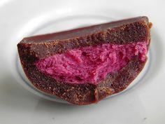 Raw Raspberry Cream Filled Chocolate Candies   Chef Amber Shea