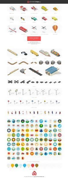 65 Ideas for cars illustration isometric Tree Photoshop, Isometric Map, Isometric Design, Car Illustration, Illustrations, Web Design, Game Design, Monument Signs, Mockup