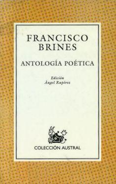 Antología poética Brines, Francisco