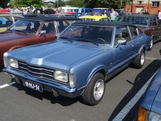Ford Taunus MK1 Coupe