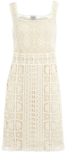 Lace Crochet Dress from Oasis Fashions Limited