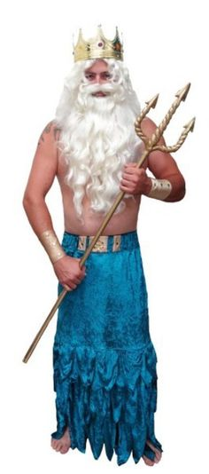 Looking for the best fancy dress! Come check out the most exciting display of costumes and accessories on the Gold Coast! We have new costumes weekly! Costumes on the Coast Family Halloween Costumes, Halloween Kostüm, Diy Costumes, Costume Ideas, Little Mermaid Play, Little Mermaid Costumes, King Triton Costume, Merman Costume, Beach Costume
