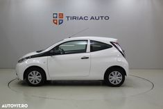 Second hand Toyota Aygo - 4 600 EUR, 93 557 km, 2017 - autovit. Toyota Aygo, Ford Focus, Mercedes Benz, Abs, Crunches, Abdominal Muscles, Killer Abs, Six Pack Abs
