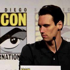 Cory Smith, Cory Michael Smith, Gotham Series, Gotham Cast, Edward Nygma Gotham, Penguin And Riddler, Riddler Gotham, Gotham Characters, Victor Zsasz