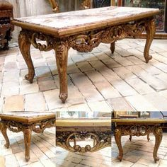 Tables - Meubles - Nord Antique
