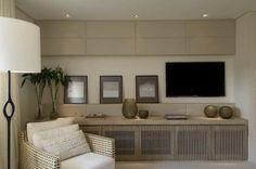 Apartamento no Alto de Pinheiros / Debora Aguiar #bedroom #hometheater